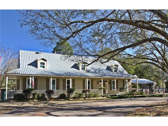 5 Weaver Road, Covington, LA 70435 (MLS #2137623) :: Turner Real Estate Group