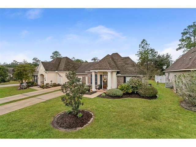 161 Cross Creek Drive B, Slidell, LA 70461 (MLS #2137669) :: Turner Real Estate Group