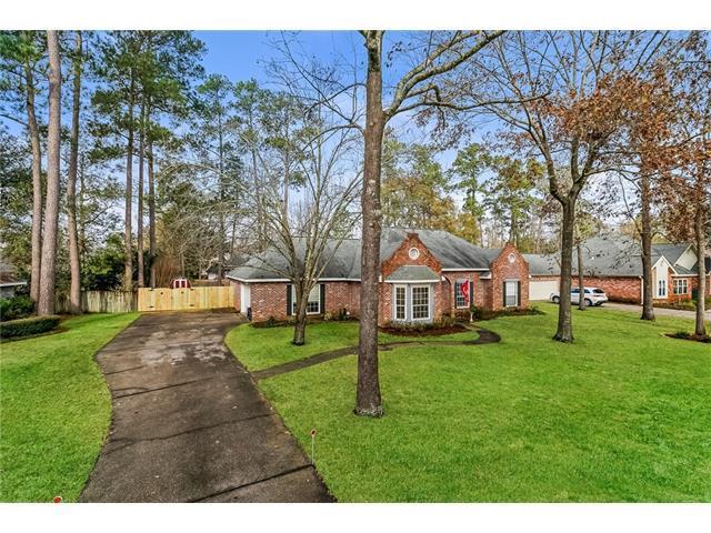 411 Rosedown Way, Mandeville, LA 70471 (MLS #2137684) :: Turner Real Estate Group