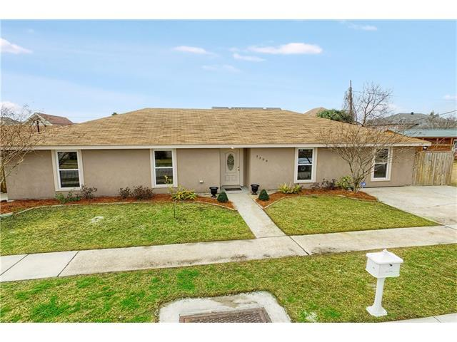 3308 Pecan Drive, Chalmette, LA 70043 (MLS #2137848) :: The Robin Group of Keller Williams