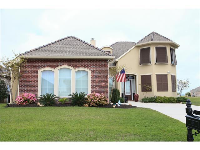 613 Lakeshore Village Drive, Slidell, LA 70461 (MLS #2138081) :: Turner Real Estate Group