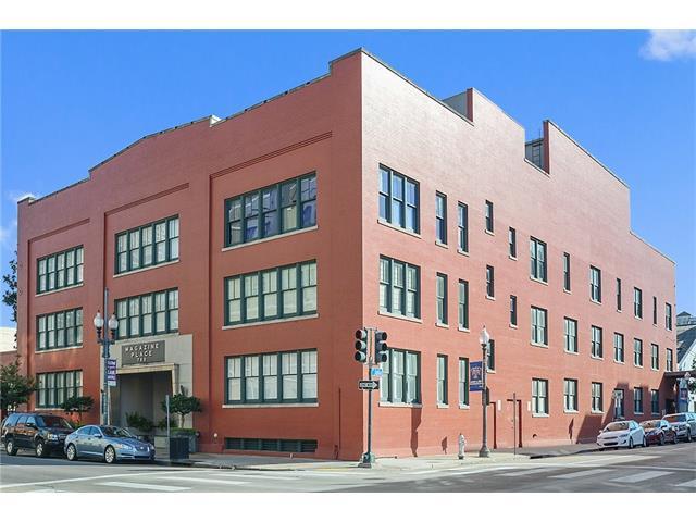 760 Magazine Street #107, New Orleans, LA 70130 (MLS #2138095) :: Turner Real Estate Group