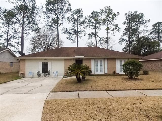 405 Pine Shadows Drive, Slidell, LA 70458 (MLS #2138149) :: Turner Real Estate Group