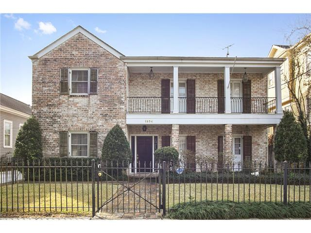 1834 Upperline Street, New Orleans, LA 70115 (MLS #2138518) :: Turner Real Estate Group