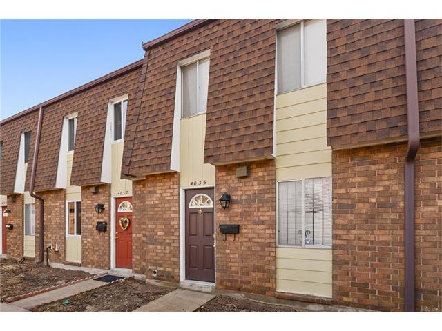 4035 Division Street #4039, Metairie, LA 70002 (MLS #2138534) :: Turner Real Estate Group