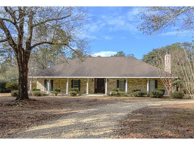 83301 Mildred Lane, Folsom, LA 70437 (MLS #2138560) :: Turner Real Estate Group