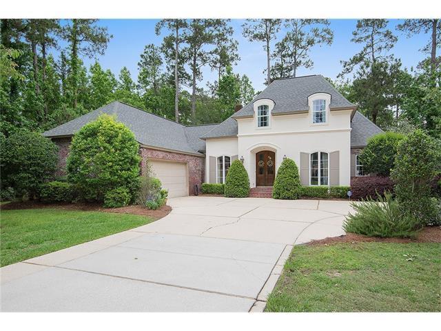 43 Cardinal Lane, Mandeville, LA 70471 (MLS #2138610) :: Turner Real Estate Group