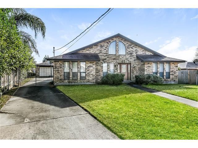 2401 43RD Street, Kenner, LA 70065 (MLS #2138867) :: Turner Real Estate Group