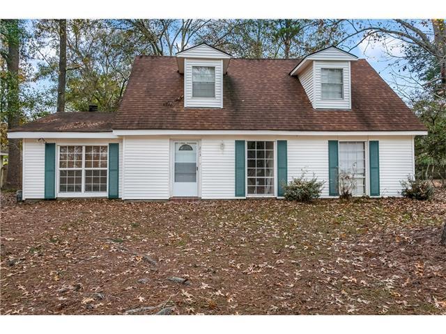 213 W Hickory Street, Mandeville, LA 70471 (MLS #2139020) :: Turner Real Estate Group