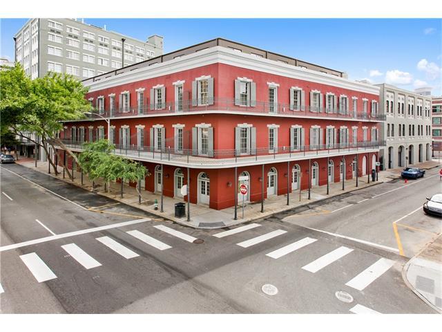 711 S Peters Street Ph5, New Orleans, LA 70130 (MLS #2139040) :: Turner Real Estate Group