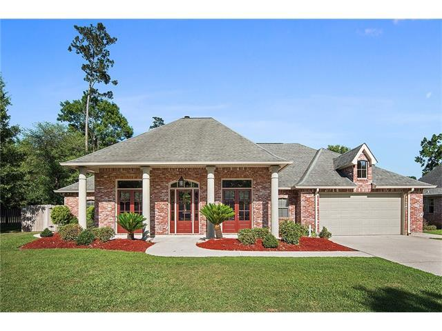 101 Southdown Lane, Covington, LA 70433 (MLS #2139062) :: Turner Real Estate Group
