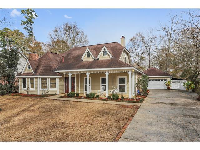 125 Louise Drive, Mandeville, LA 70448 (MLS #2139113) :: Turner Real Estate Group