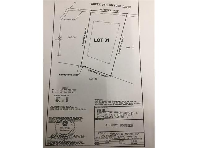 N Tallowwood Drive, Covington, LA 70433 (MLS #2139116) :: Turner Real Estate Group