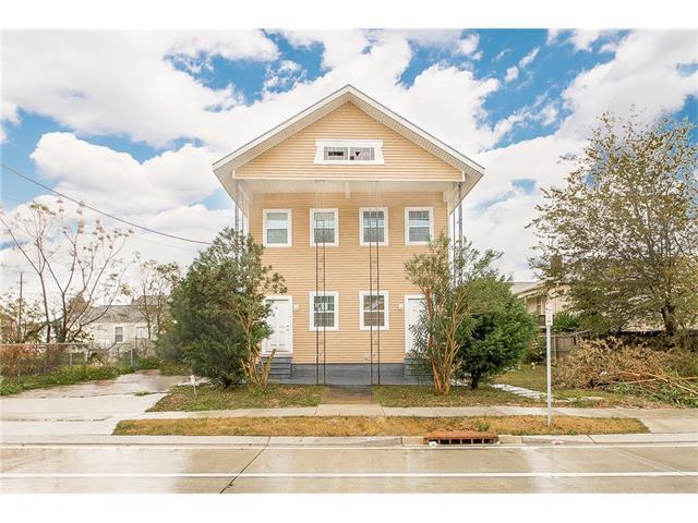 2614-16 N Galvez Street, New Orleans, LA 70117 (MLS #2139134) :: Turner Real Estate Group