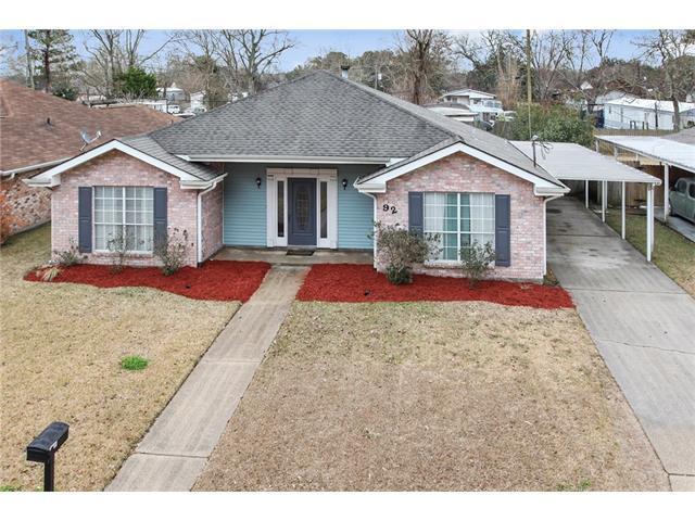 92 Ormond Meadows Drive, Destrehan, LA 70047 (MLS #2139144) :: Turner Real Estate Group