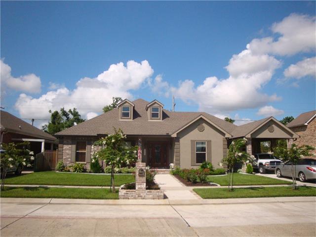 4320 Newport Street, Meraux, LA 70075 (MLS #2139270) :: Amanda Miller Realty