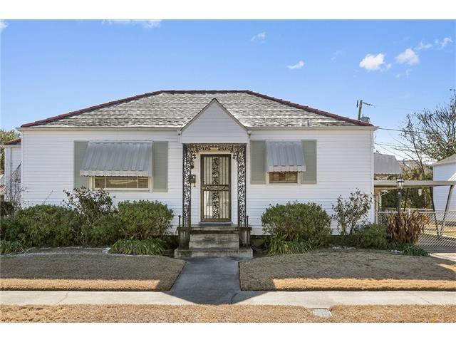 6 San Carlos Avenue, Jefferson, LA 70121 (MLS #2139346) :: Parkway Realty