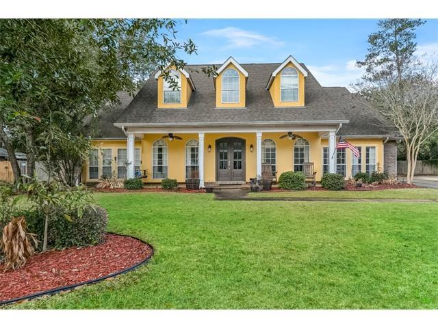 2148 Hampshire Drive, Slidell, LA 70461 (MLS #2139348) :: Turner Real Estate Group