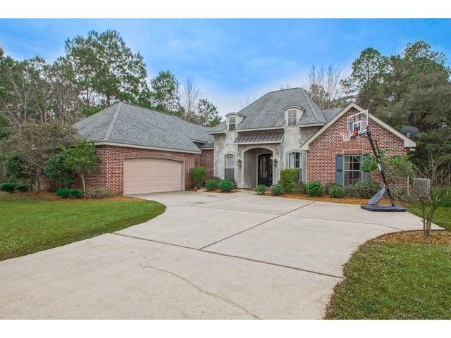 840 Sand Fox Run Street, Madisonville, LA 70447 (MLS #2139364) :: Turner Real Estate Group