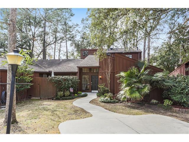 640 N Beau Chene Drive #2, Mandeville, LA 70471 (MLS #2139376) :: Turner Real Estate Group