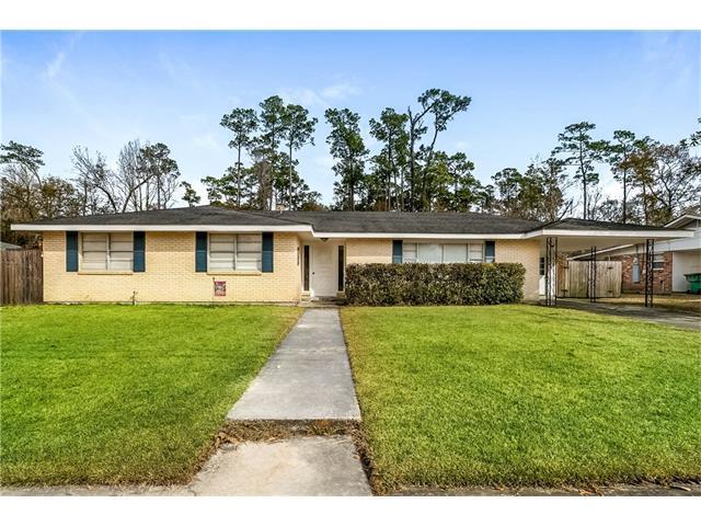 474 Hickory Drive, Slidell, LA 70458 (MLS #2139547) :: Turner Real Estate Group