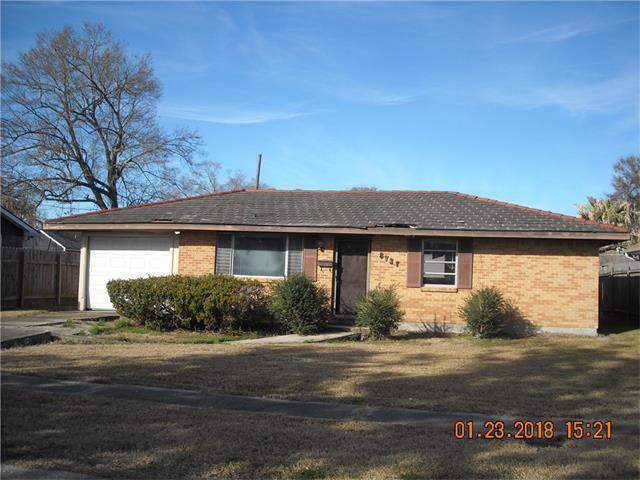 8737 26TH Street, Metairie, LA 70003 (MLS #2139646) :: Turner Real Estate Group