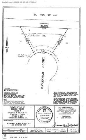 39733 Savannah Court, Ponchatoula, LA 70454 (MLS #2139741) :: Turner Real Estate Group