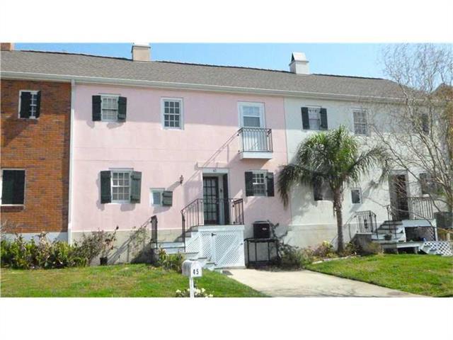 45 Rue Du Sud None, Madisonville, LA 70447 (MLS #2139902) :: Turner Real Estate Group