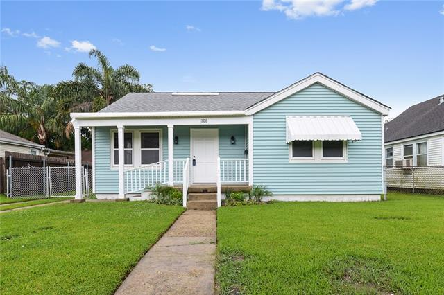 1108 Georgia Drive, Metairie, LA 70001 (MLS #2140715) :: Turner Real Estate Group