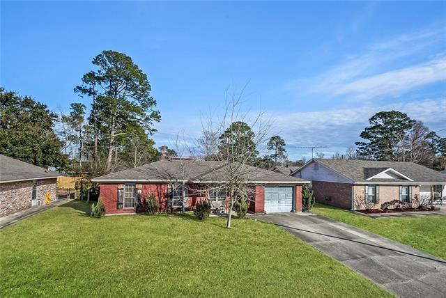 126 Matthews Drive, Slidell, LA 70458 (MLS #2140831) :: Turner Real Estate Group