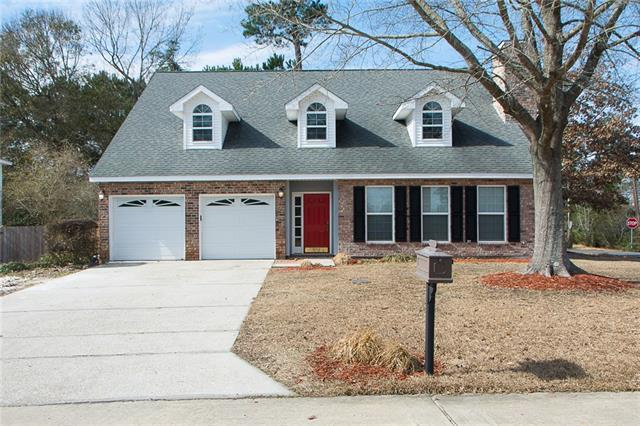 1580 Cherry Ridge Court, Mandeville, LA 70448 (MLS #2140889) :: Turner Real Estate Group