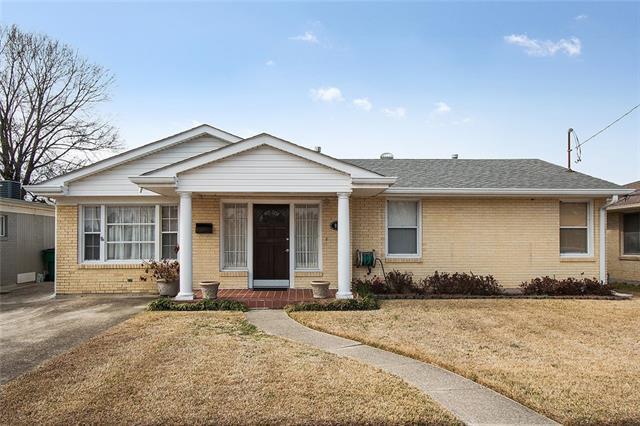 920 Thirba Street, Metairie, LA 70003 (MLS #2140940) :: Turner Real Estate Group
