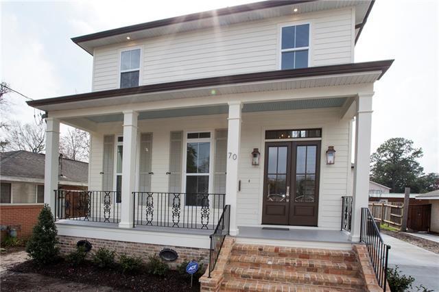70 Bailey Street, Harahan, LA 70123 (MLS #2140992) :: Watermark Realty LLC