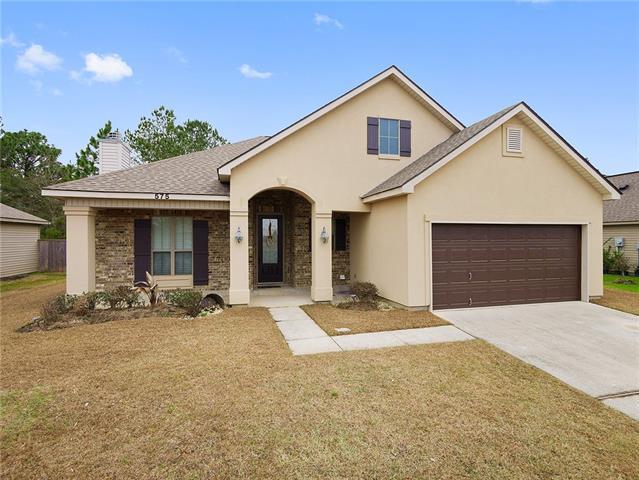575 Jessica Way, Covington, LA 70435 (MLS #2141019) :: Turner Real Estate Group
