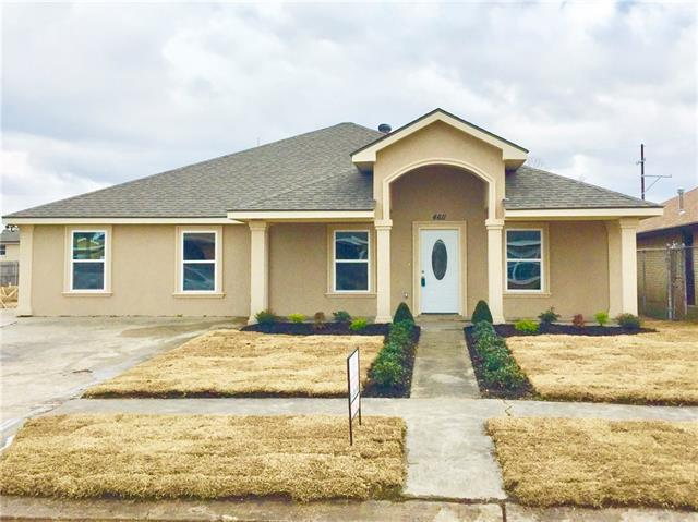 4611 Perelli Drive, New Orleans, LA 70127 (MLS #2141040) :: Crescent City Living LLC