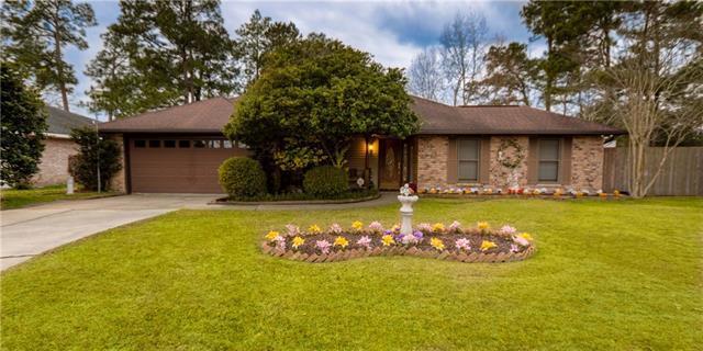 166 Lake D'este Drive, Slidell, LA 70461 (MLS #2141262) :: Turner Real Estate Group
