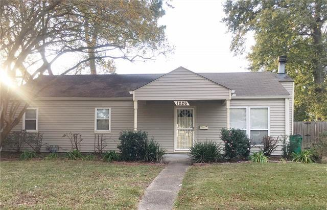 1026 Greentree Avenue, Metairie, LA 70001 (MLS #2141284) :: Turner Real Estate Group