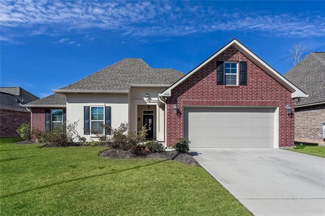 1668 Orchard Drive, Covington, LA 70435 (MLS #2141382) :: Turner Real Estate Group