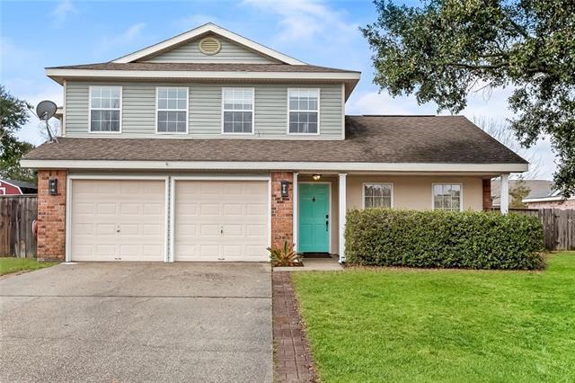 3049 Meadow Lake Drive East, Slidell, LA 70461 (MLS #2141573) :: Turner Real Estate Group