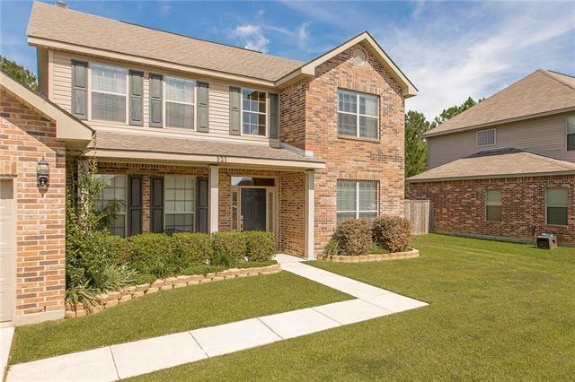521 Jessica Way, Covington, LA 70435 (MLS #2141729) :: Turner Real Estate Group