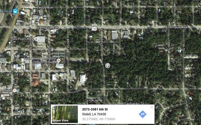 2036-2072 6TH Street, Slidell, LA 70459 (MLS #2141837) :: ZMD Realty