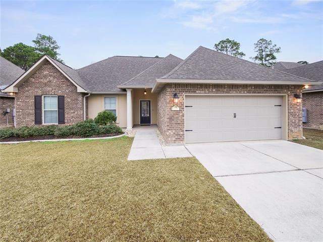 249 Knoll Pine Circle, Covington, LA 70435 (MLS #2141845) :: Turner Real Estate Group