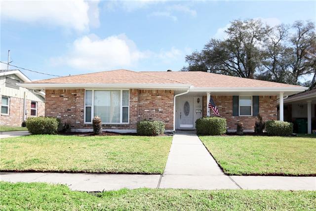4305 Green Acres Road, Metairie, LA 70003 (MLS #2142091) :: Turner Real Estate Group