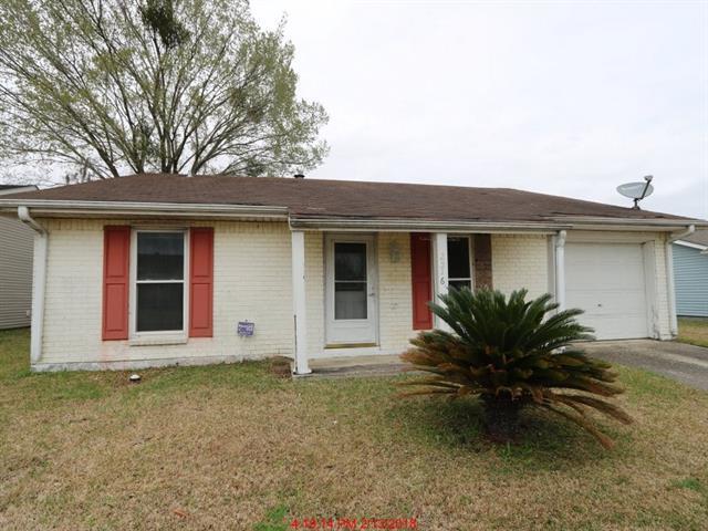 2516 Cascade Drive, Marrero, LA 70072 (MLS #2142093) :: Turner Real Estate Group
