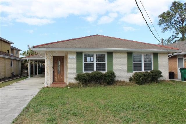 4837 Glendale Street, Metairie, LA 70006 (MLS #2142177) :: Turner Real Estate Group