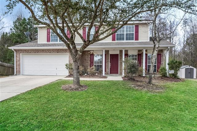 180 E Emerald Creek Drive, Abita Springs, LA 70420 (MLS #2142252) :: Turner Real Estate Group