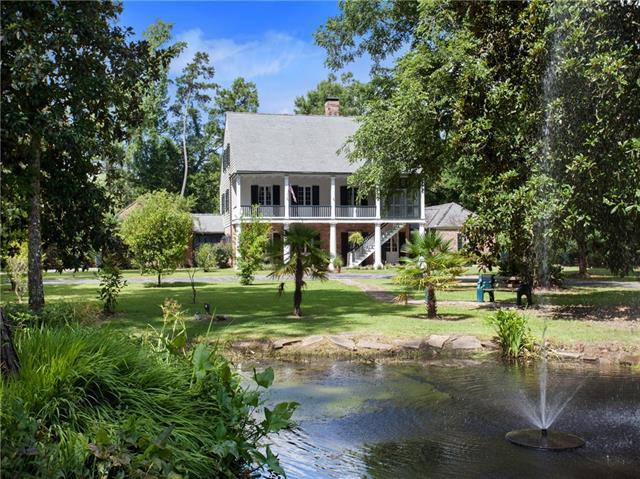 17119 Three Rivers Road, Covington, LA 70433 (MLS #2142257) :: The Robin Group of Keller Williams