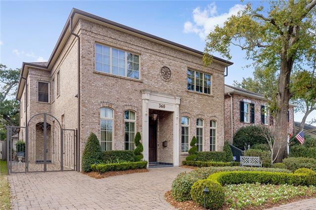 360 Jefferson Avenue, Metairie, LA 70005 (MLS #2142268) :: The Robin Group of Keller Williams