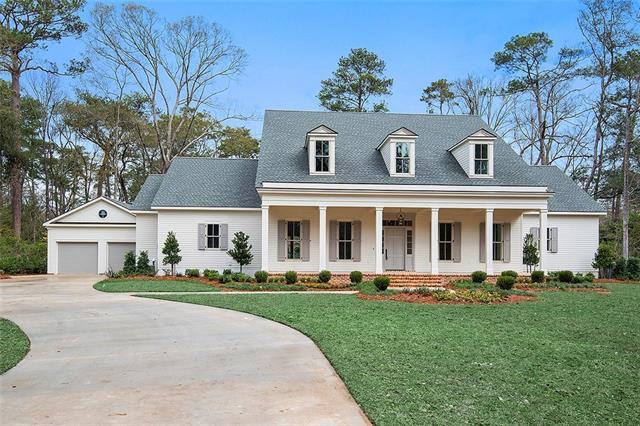 33 Oaklawn Drive, Covington, LA 70433 (MLS #2142326) :: Turner Real Estate Group