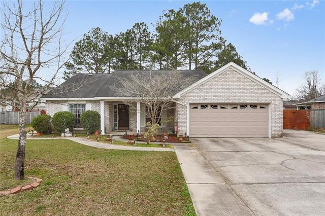 311 Cherrybark Drive, Slidell, LA 70460 (MLS #2142833) :: Turner Real Estate Group